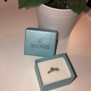 Touchstone Crystal Trinket Rings